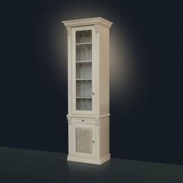 Книжный шкаф 1-но створчатый Б 5.15-5 Карамель
