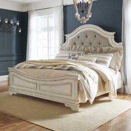 Realyn, Кровать King 183 x 203