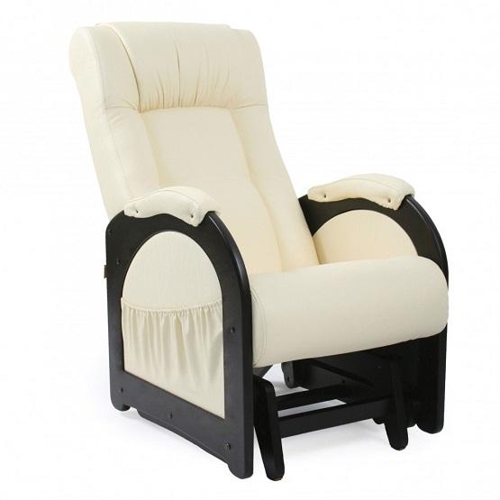 Кресло-качалка глайдер, модель 48 (без лозы)
