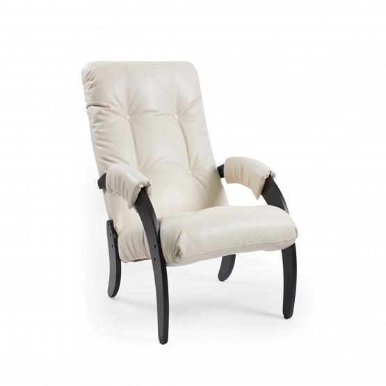 Кресло для отдыха, Модель 61 шпон