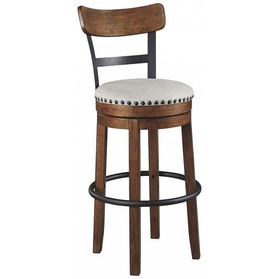 Valebeck, Стул барный высокий, коричневый